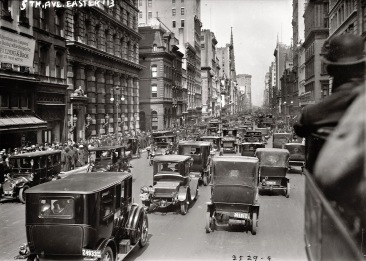 Easter 5th Ave 1913